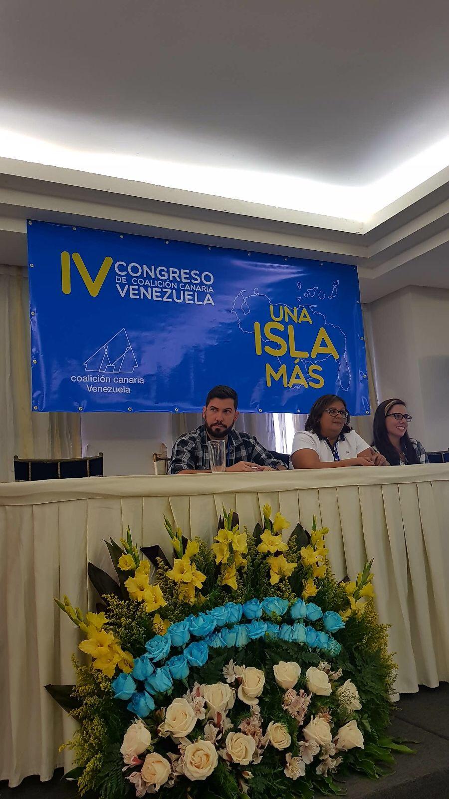 Organización Extraterritorial Venezuela 4