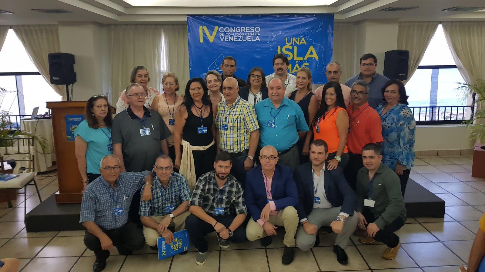 Organización Extraterritorial Venezuela 6