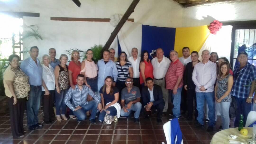 Organización Extraterritorial Venezuela 7