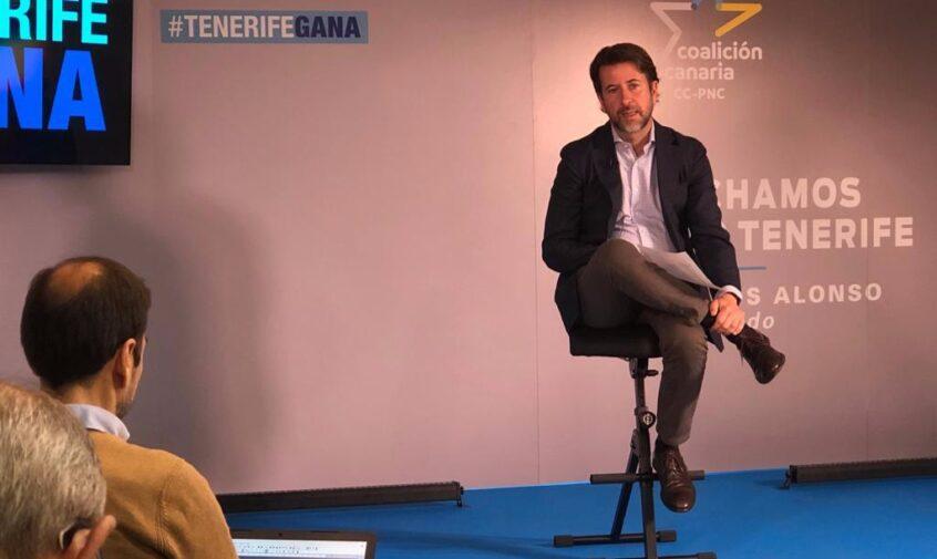 Carlos Alonso propone un pacto por la educación obligatoria