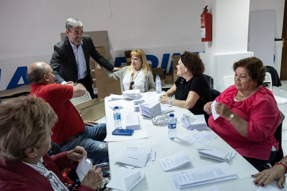 Fernando Clavijo reforma laboral