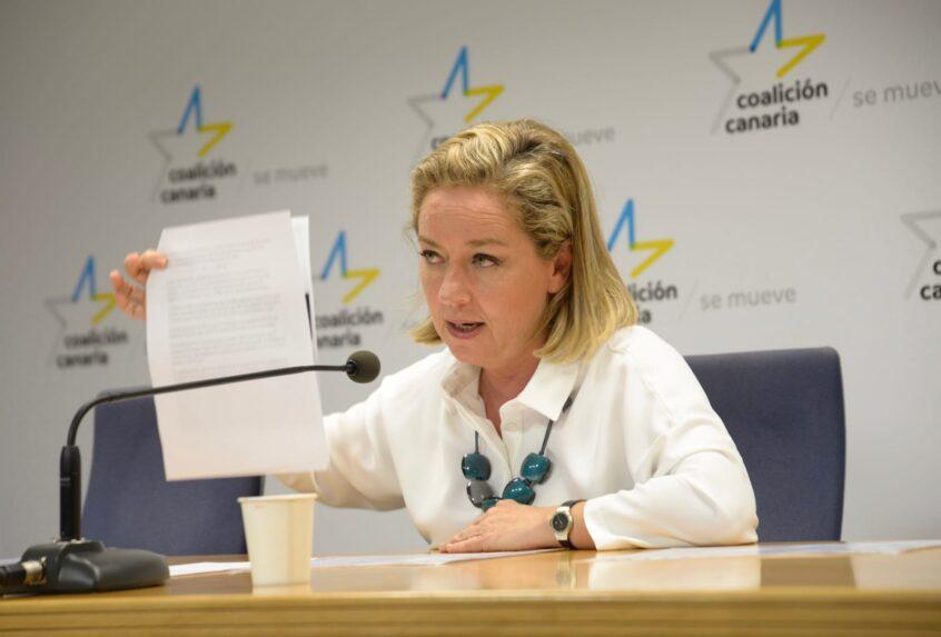 Oramas denuncia un nuevo desprecio del Gobierno socialista de Pedro Sánchez a Canarias