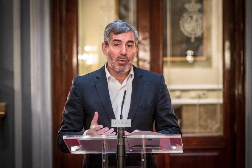 Clavijo logra que los efectos del Brexit en Canarias sean tratados de forma específica en la Comisión Mixta para la UE